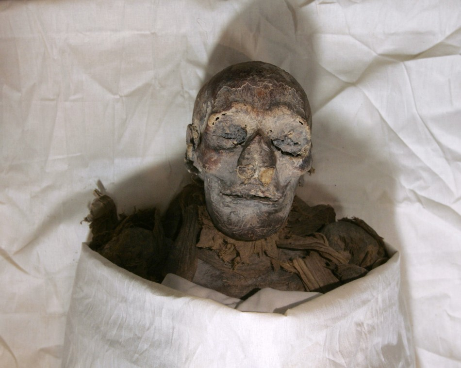 Ancient Egypt mummy