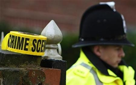 The 16-year-old was arrested at his home in Bugbrooke, Northamptonshire (Reuters)