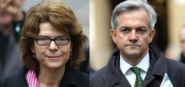Vicky Pryce and Chris Huhne have been sentenced for perverting the course of justice (Reuters)
