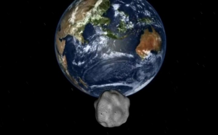 New radar to detect near earth objects