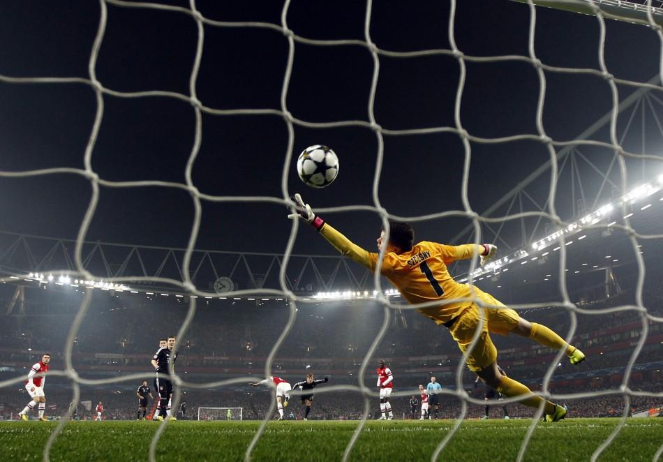 Bayern beat Arsenal 3-1 at the Emirates