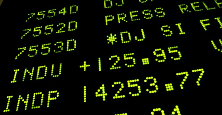 March 5, 2013 A board displays the Dow Jones Industrial average after the close at the New York Stock Exchange, March 5, 2013. The Dow Jones Industrial Average soared to a record closing high on Tuesday, breaking through levels last seen in 2007 and as in