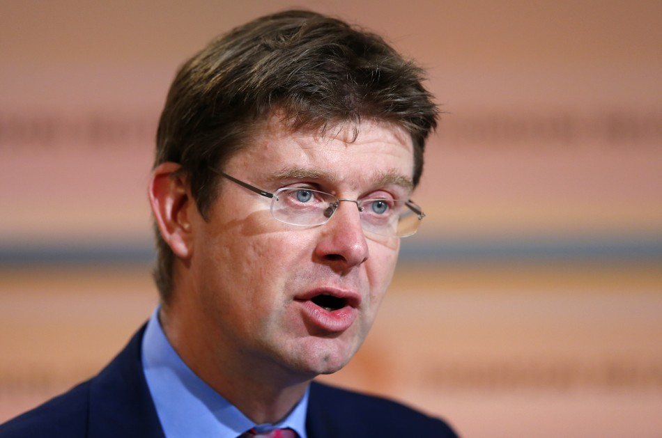 Britain's Financial Secretary to the Treasury Greg Clark (Photo: Reuters)