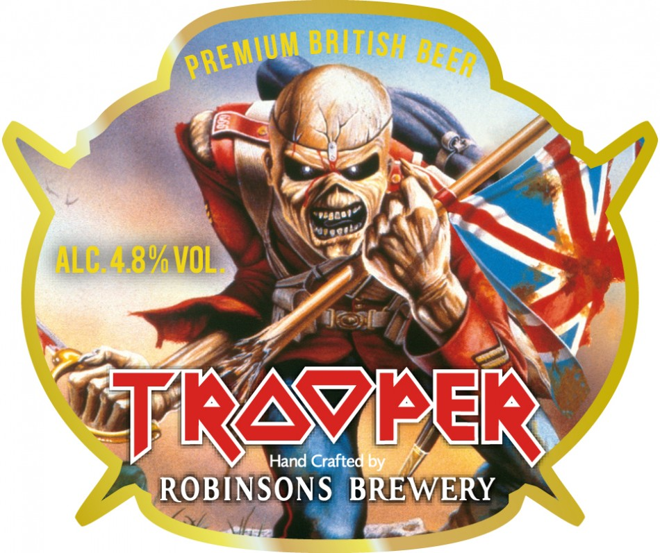 Iron Maiden to Release New Ale
