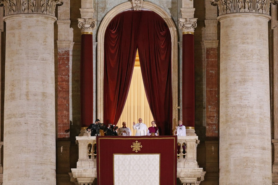 Pope Francis I, Jorge Mario Bergoglio