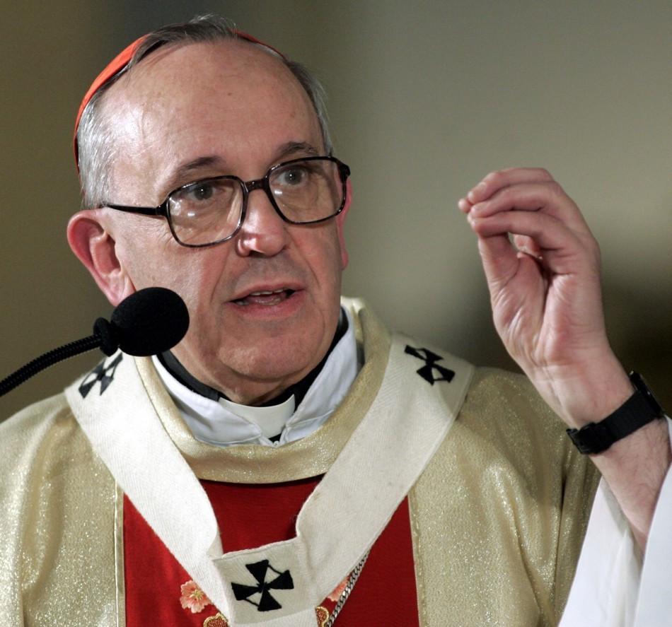 pope francis i will argentina s dirty war come back to
