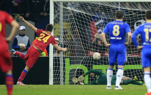 Steaua Bucuresti v Chelsea
