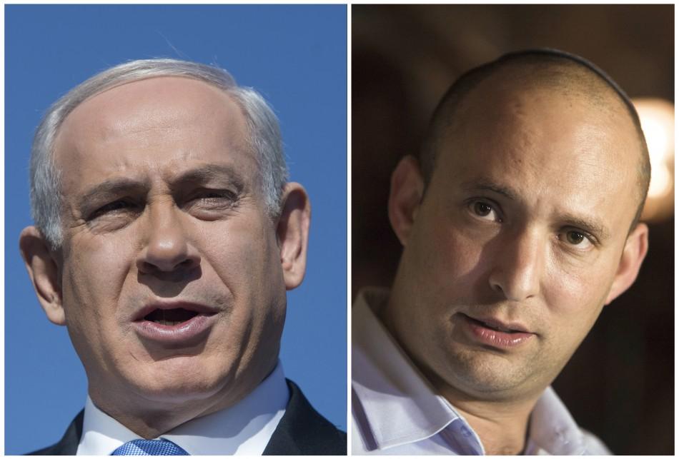 Netanyahu Bennett