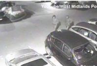 BMW Thieves