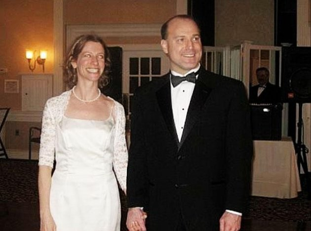 ynthia Wachenheim and her husband Hal Bacharach