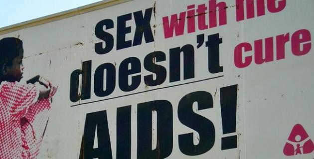 Anti-HIV campaign