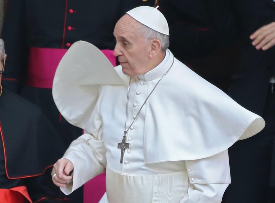 Newly elected Pope Francis, Cardinal Jorge Bergoglio (Reuters)
