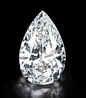 World's biggest flawless diamond for sale (CHRISTIE'S IMAGES LTD. 2013)