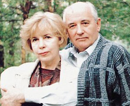 Raisa Gorbachova