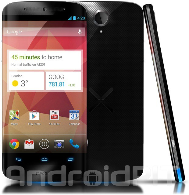 LG Nexus 5: Features, Specs and Design Leak Online, October Release Expected