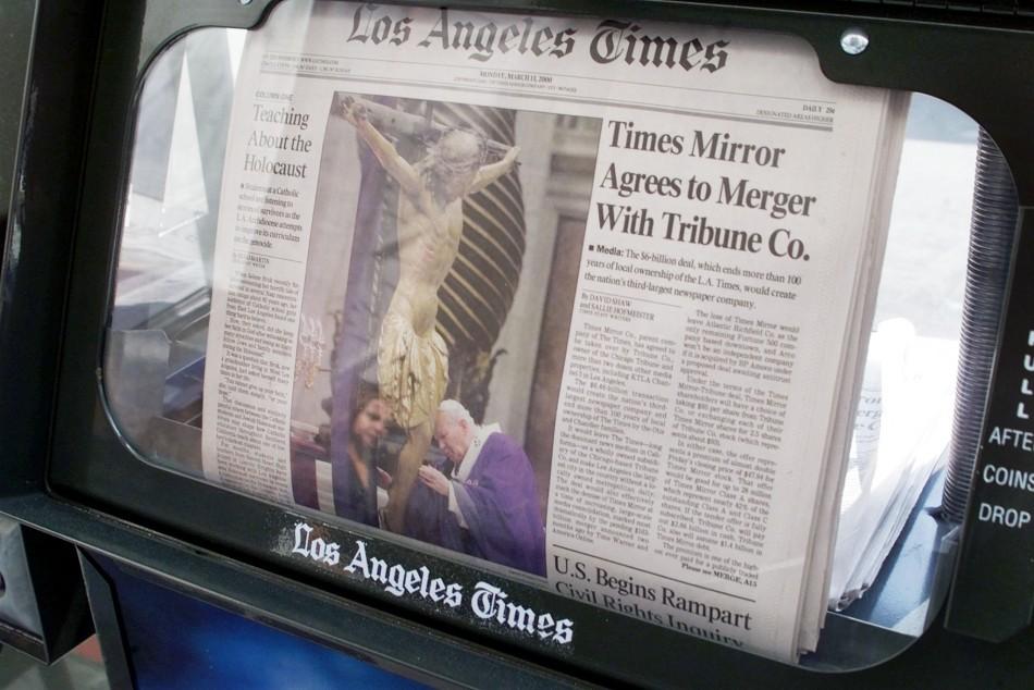 LA Times Hacked