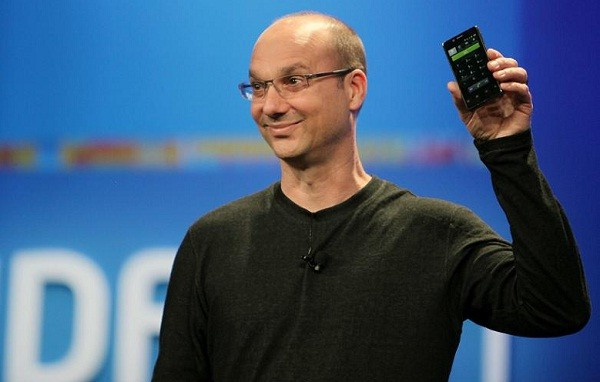 Andy Rubin decides to bid farewell to Google's Android