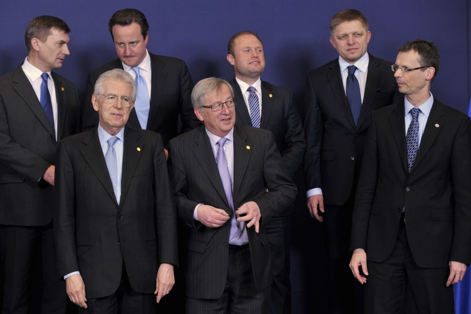 EU summit in Brussels
