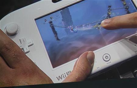 Wii U sales 2013
