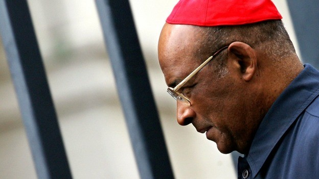 Archbishop Wilfred Fox Napier, whose comments on paedophilia have caused outrage
