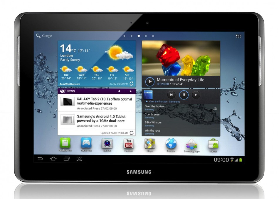 Update Galaxy Tab 2 10.1 P5113 to Android 4.2.2 Jelly Bean with CyanogenMod 10.1 M2 ROM [How to Install]