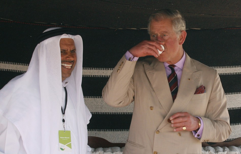 Prince Charles and Camilla Continue Visit to The Middle East
