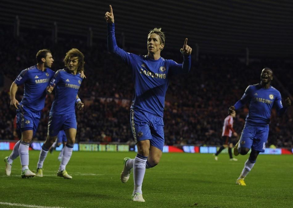 Chelsea v Wesh Ham United