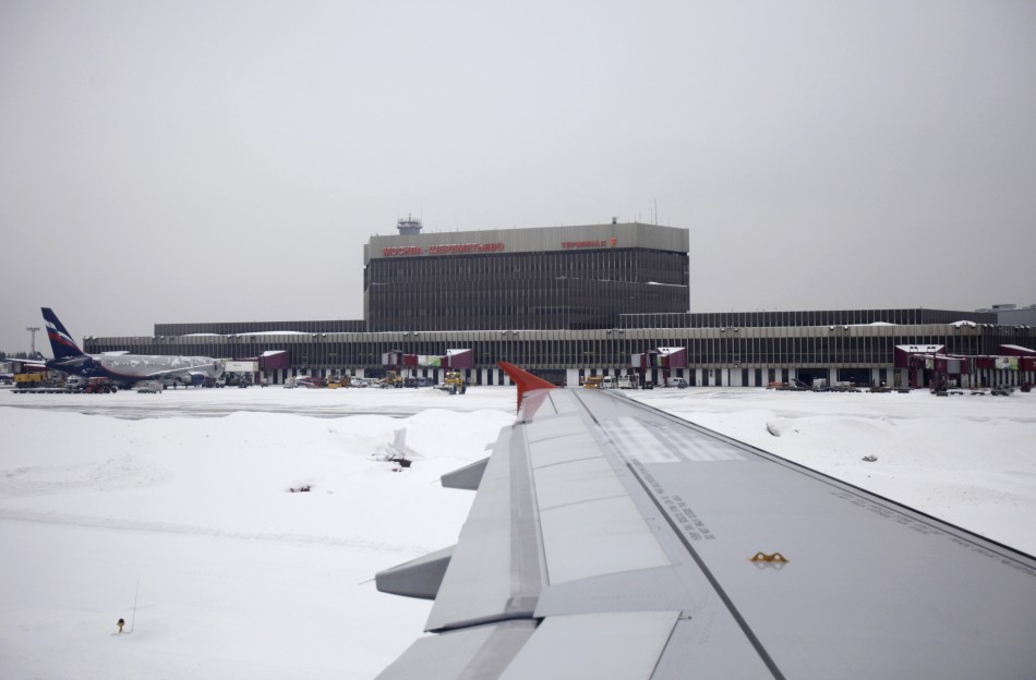 Europe: Sheremetyevo International Airport