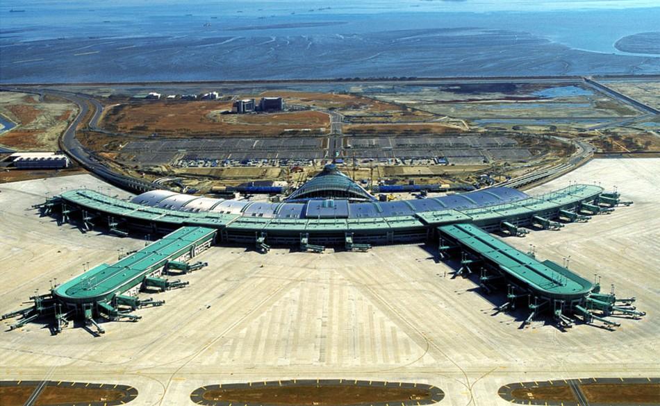 Asia Pacific Seoul Incheon International Airport
