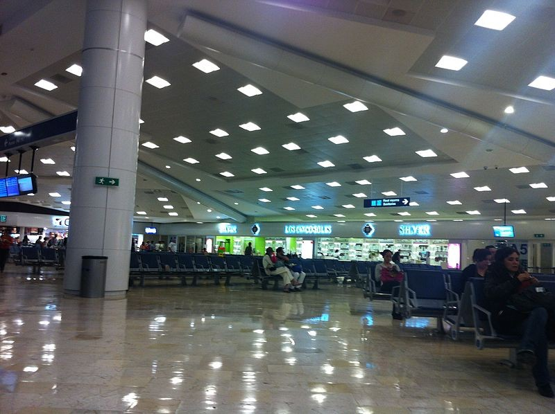 Latin America-Caribbean Cancun International Airport