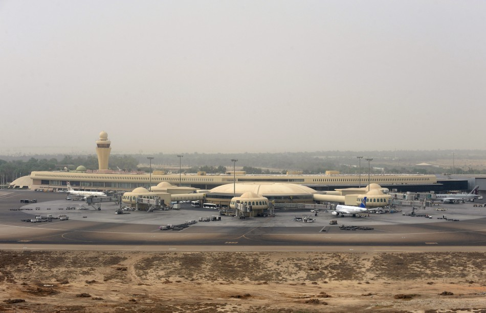 Middle East Abu Dhabi International Airport