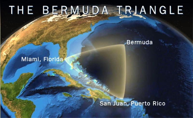 Bermuda Triangle mystery: Missing ships victim of enormous methane blowouts on ocean floor?