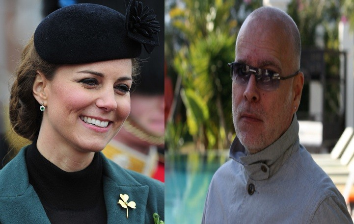 Kate Middleton/Gary Goldsmith