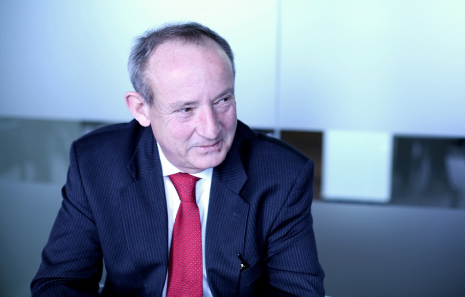 Yvo de Boer, former executive secretary for the United Nations Framework Convention on Climate Change (UNFCC) and now special global advisor on climate change and sustainability at KPMG (Photo: IBTimes UK)