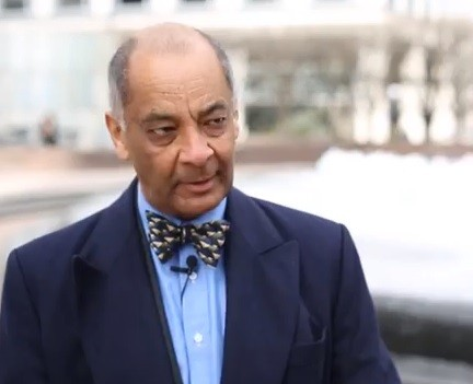 Ken Olisa, Chairman and Founder of Restoration Partners (Photo: IBTimes UK)
