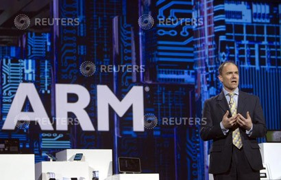 ARM CEO Warren East Retires