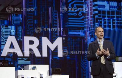 ARM CEO Warren East Retires