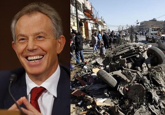 Blair Baghdad