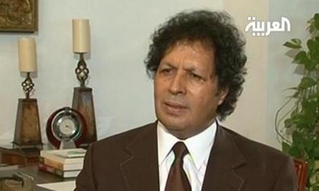 Ahmed Gadhaf Al-Dam (Ahram online)
