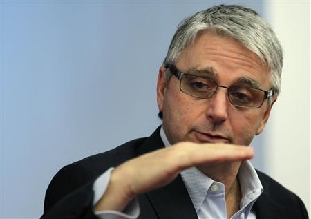John Riccitiello resign EA