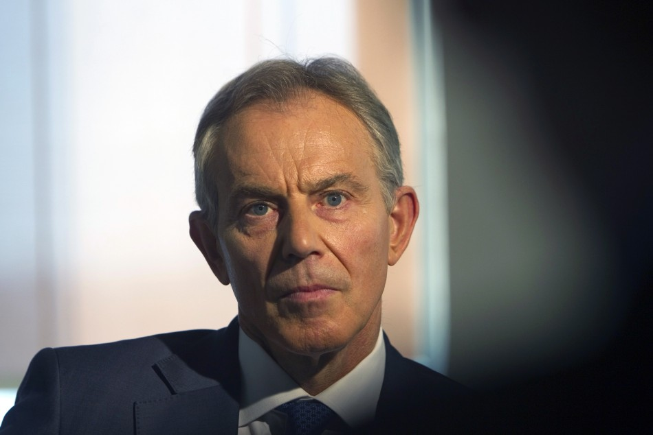 Former prime Minister Tony Blair concedes Iraq played role in Commons Syria vote.
