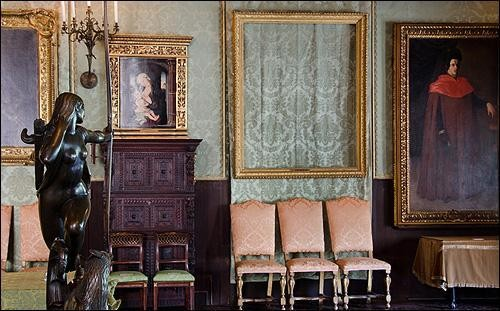 The $500million art heist in Boston's Isabella Stewart Gardner Museum was the largest property crime in US history (Photo: FBI)