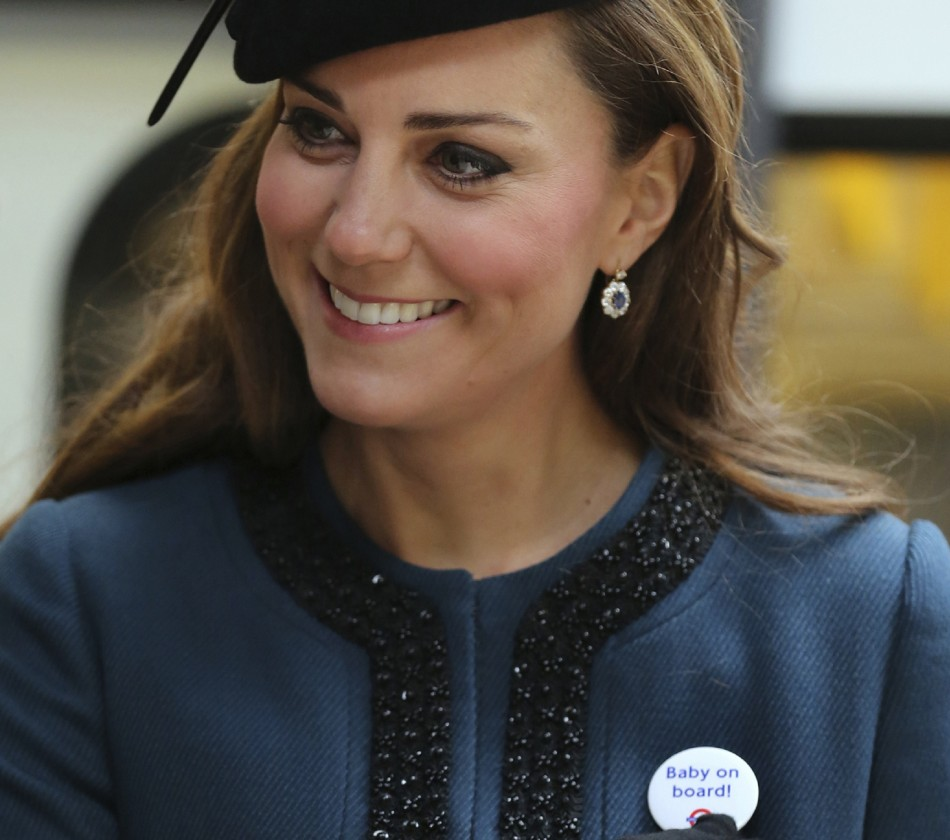 The real Kate Middleton?