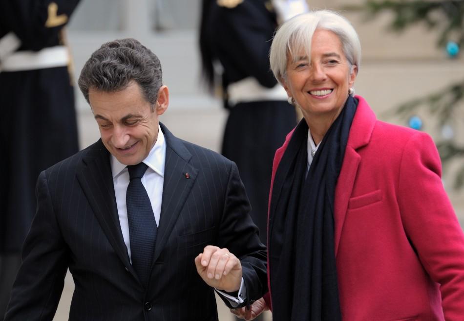 Sarkozy Lagarde