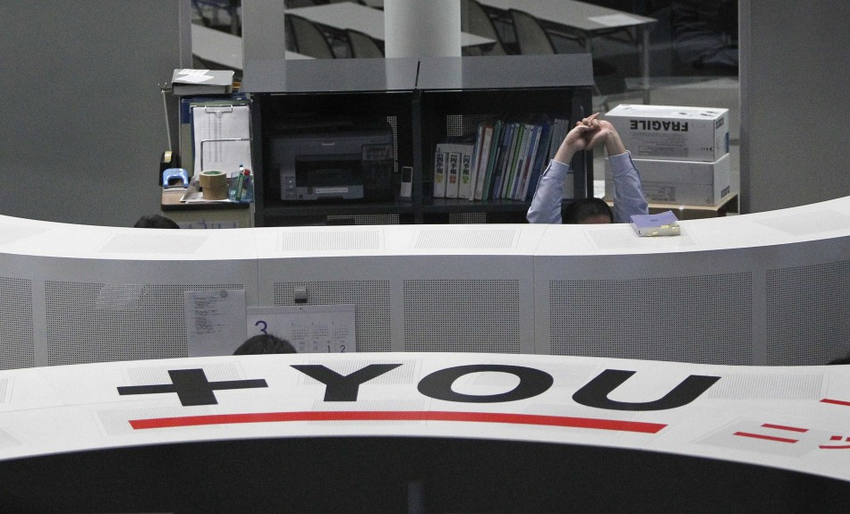 Asian Markets Gain on Chinese PMI and Weak Yen