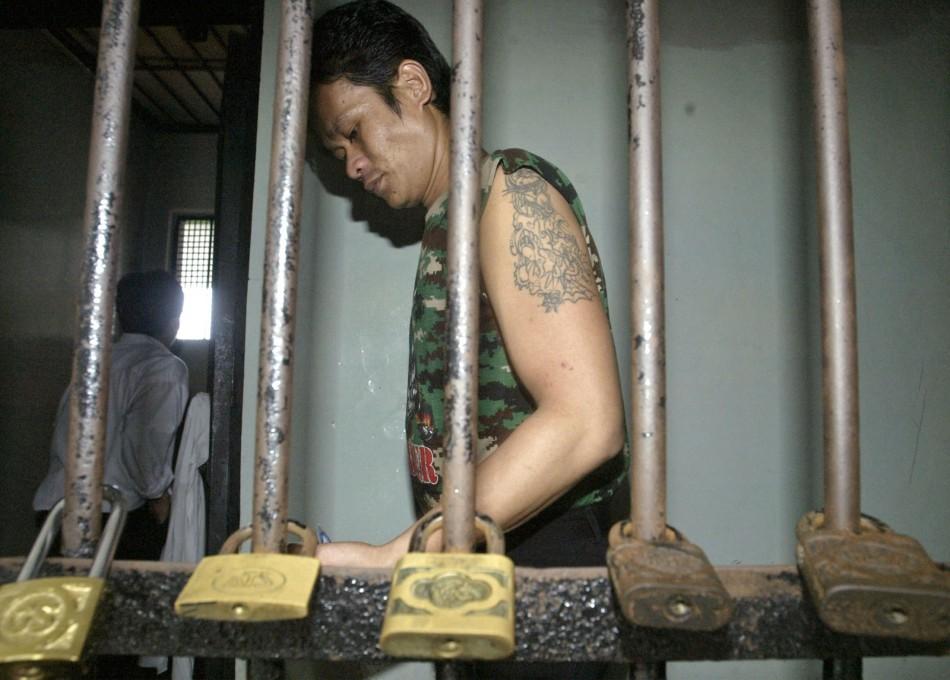 Indonesia jail