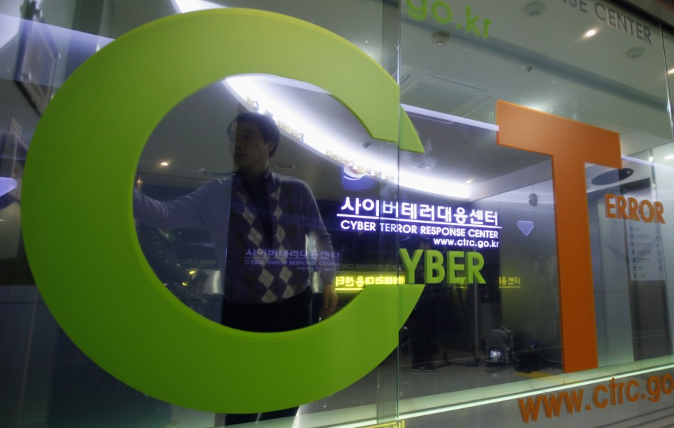 South Korea Cyber Attacks