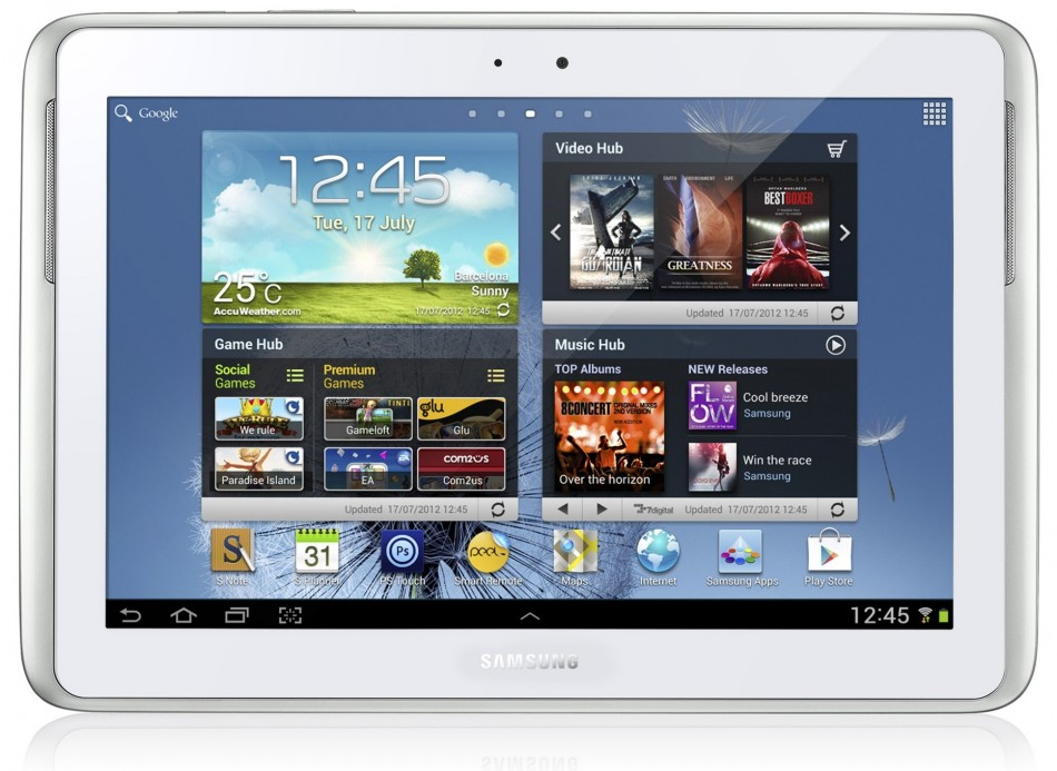 Update Galaxy Note 10.1 N8000 to Official Android 4.1.2 Jelly Bean with XXCMC3 Firmware [How to Install]