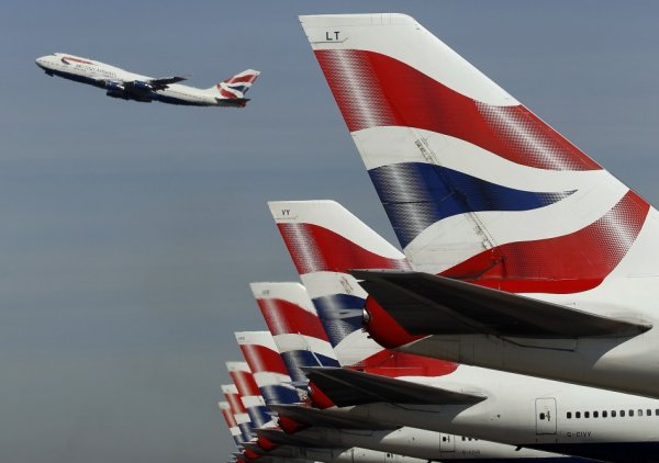 British Airways UnGrounded Hackathon