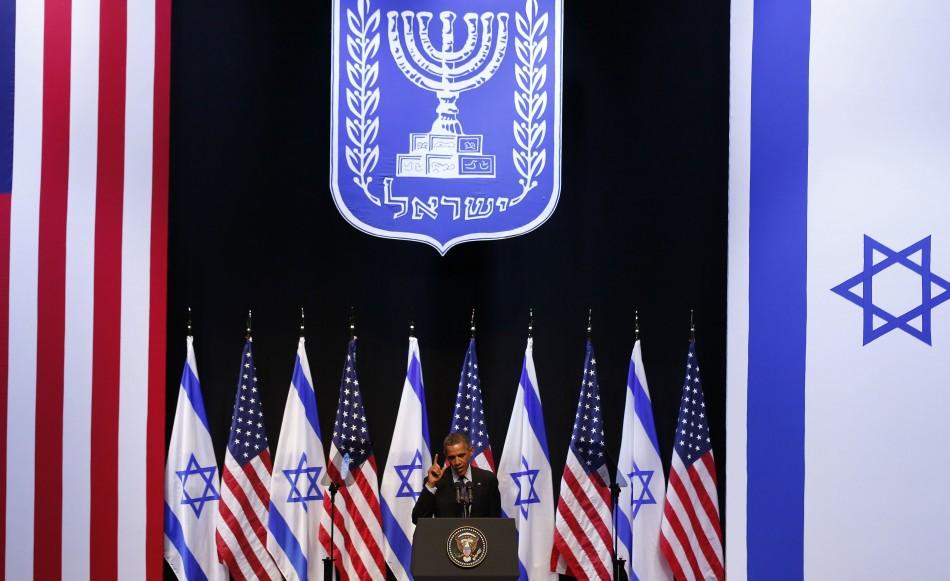Obama Jerusalem